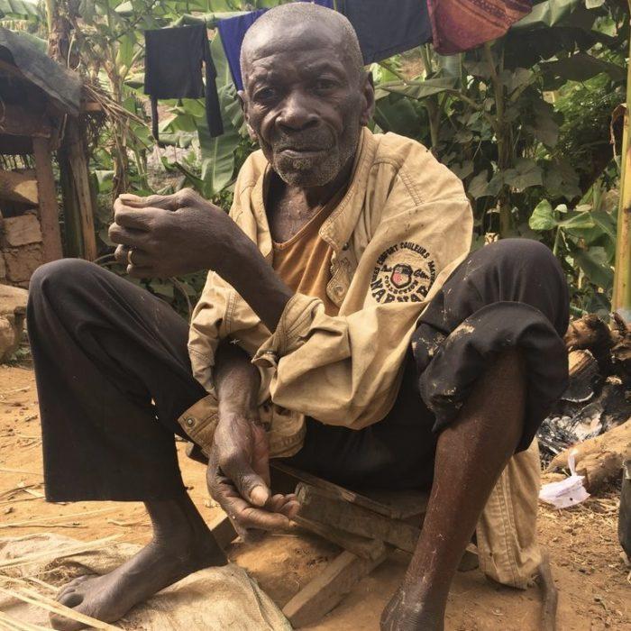 Batwa Elder